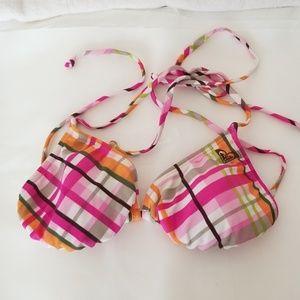 Roxy bikini top sz. L